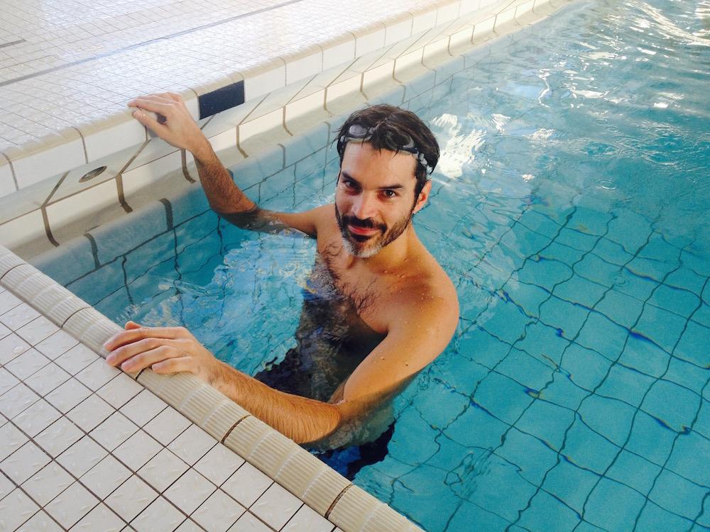 tinu-schwimmen